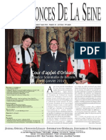 Edition du Lundi 17 Mars 2014