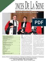 Edition du Lundi 24 Novembre 2014