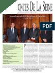 Edition du Lundi 26 Mai 2014