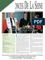 Edition du jeudi 10 janvier 2013
