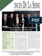 Edition du jeudi 16 fevrier 2012