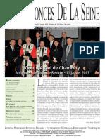 Edition du jeudi 17 janvier 2013