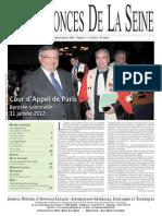 Edition du jeudi 19 janvier 2012