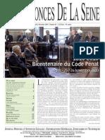 Edition du jeudi 2 decembre 2010