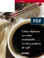coffee basics espanol