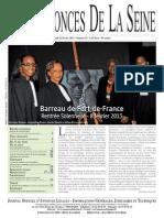 Edition du jeudi 21 fevrier 2013
