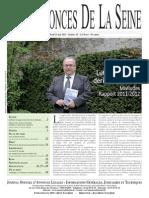 Edition du jeudi 23 mai 2013