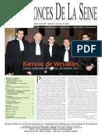 Edition du jeudi 24 octobre 2013