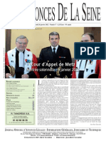 Edition du jeudi 26 janvier 2012