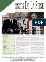 Edition du jeudi 27 janvier 2011
