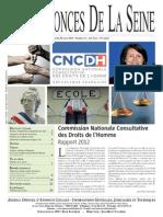 Edition du jeudi 28 mars 2013