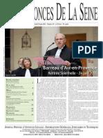 Edition du jeudi 30 juin 2011