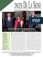 Edition du jeudi 31 octobre 2013