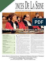 Edition du jeudi jeudi 20 janvier 2011