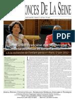 Edition du lundi 11 juin 2012