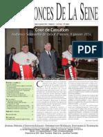 Edition du lundi 13 janvier 2014