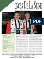 Edition du lundi 15 avril 2013