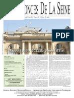 Edition du lundi 16 mai 2011