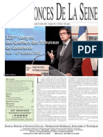 Edition du lundi 17 octobre 2011