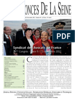 Edition du lundi 19 novembre 2012