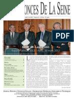 Edition du lundi 2 avril 2012