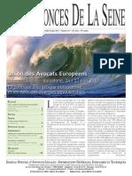 Edition du lundi 25 juin 2012