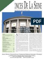 Edition du lundi 3 octobre 2011