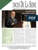 Edition du lundi 31 janvier 2011