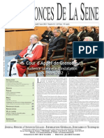 Edition du lundi 5 mars 2012