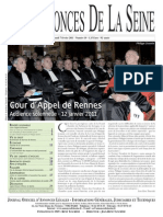 Edition du lundi 7 fevrier 2011