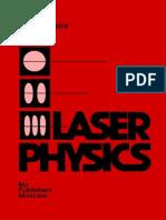 Laser Physic. L. v. Tarasov. Mir
