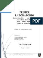 LABO 1 -enologia