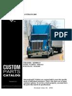 Manual de Partes de International 5600i