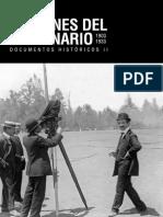 Imágenes Del Centenario, 1903-1933. Docmentos Históricos II. (2011)
