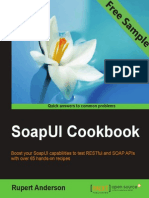 SoapUI Cookbook - Sample Chapter
