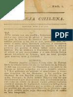 La Abeja chilena N° 1 al 8. (1925)
