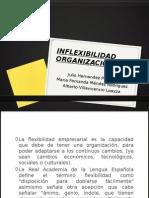 INFLEXIBILIDAD ORGANIZACIONAL