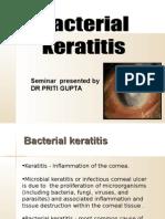 bacterial keratitis priti.PPT