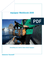 Aquapac Workbook 2015 Screen Universal 8MB