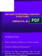 Repairs in Concrete