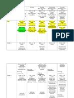 2015 literacy week schedule