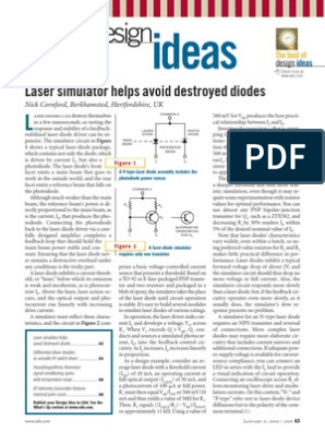 EDN Design Ideas 2005 | Frequency Modulation | Amplifier