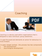 Lecture 7 Coaching