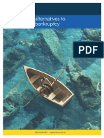 Alternatives to Bankruptcy Handbook