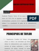 Administración Científica de Taylor