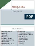 barilla spa case supply chain strategic management barilla spa