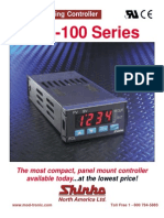 Shinko FCL Series 1/32 DIN Digital Temperature Controller - Available at the Lowest Price!