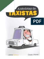 Anecdotas de Taxistas
