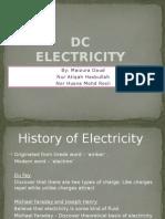 DC Electricity Presentation
