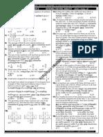 Vikatan Radian Maths Test With Detailed Keys